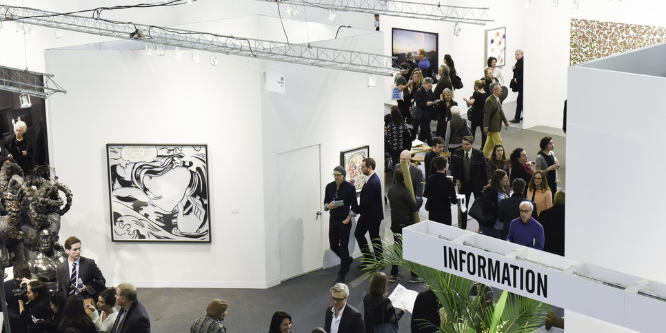 The Armory Show VIP Preview